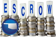ok the concept of escrow, with coins